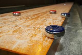 SOLO® Shuffleboard Movers Boca Raton, Florida.